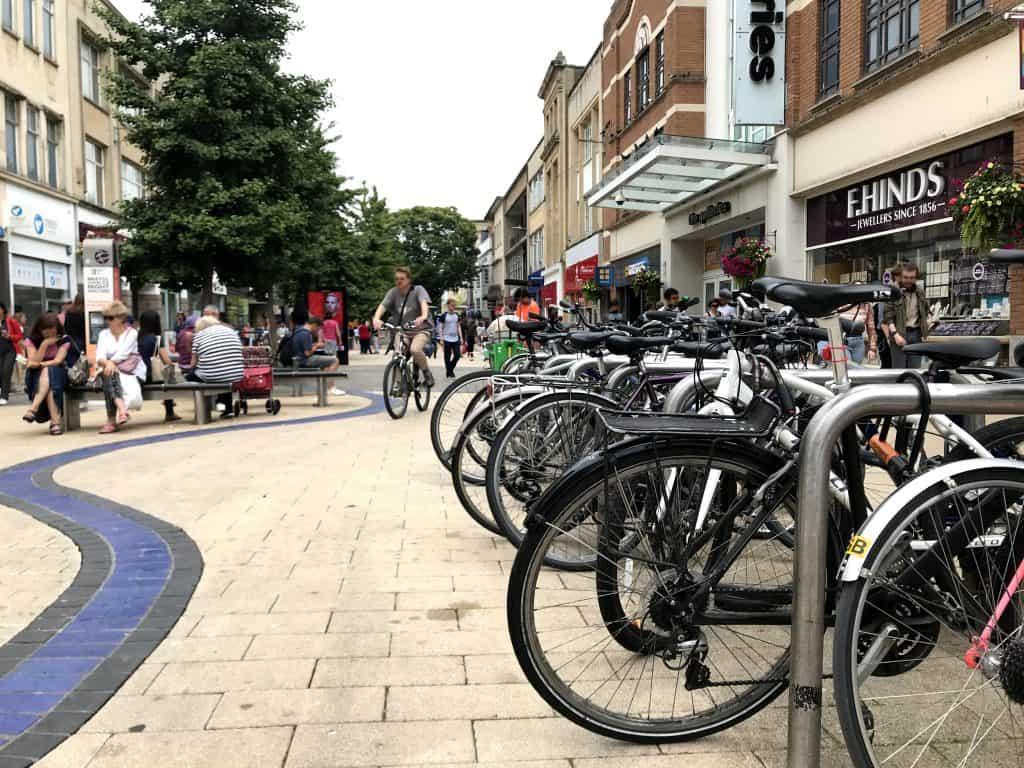 Busy Bike Park