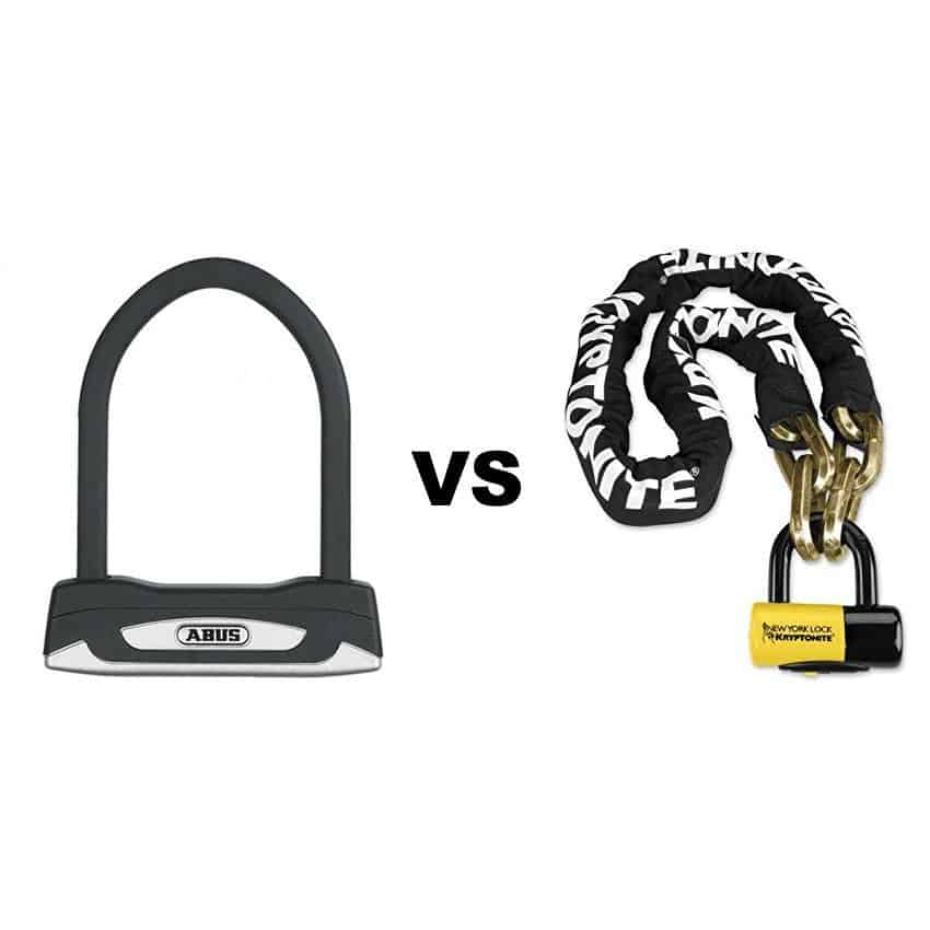 D Lock vs Chain Lock