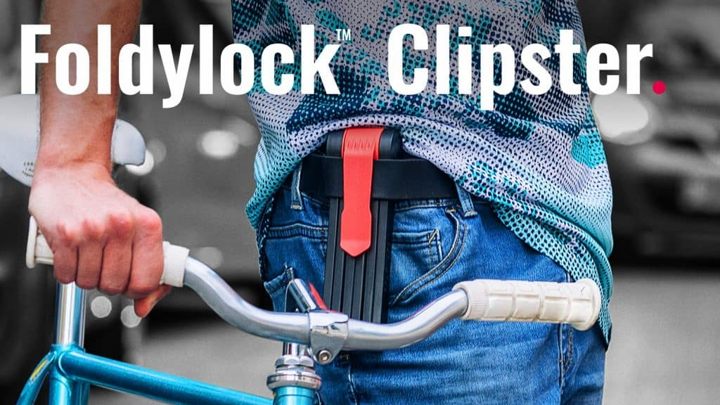 Foldylock clipster d lock vs folding bike lock