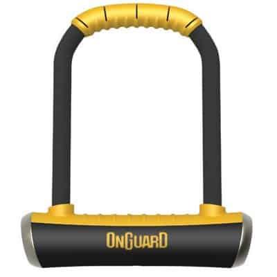 Onguard Brute Sold Secure Gold Bike Lock