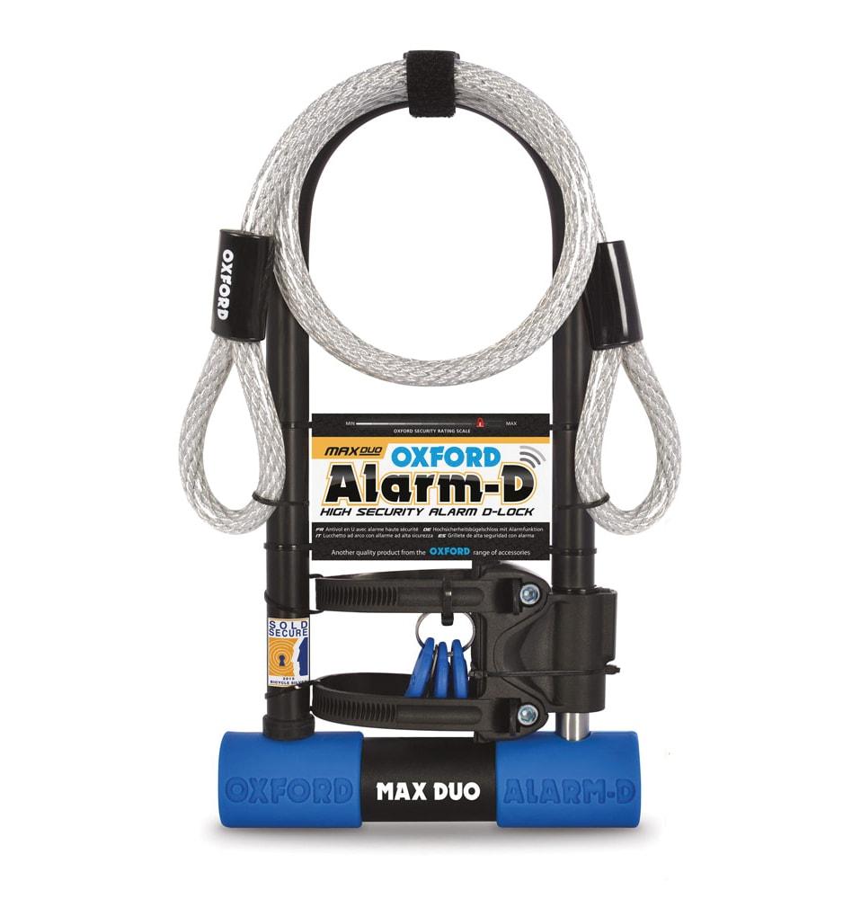 Oxford Alarm-D Max Duo D lock with alarm
