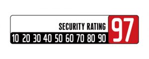 OnGuard Brute Rating 97