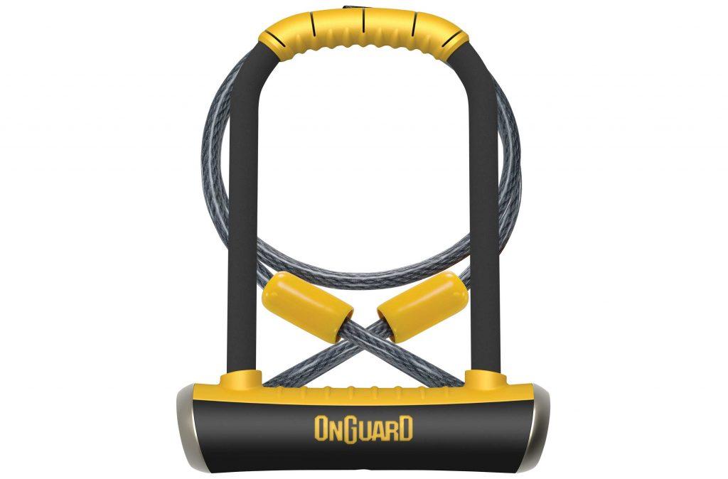 OnGuard Pitbull - the best cheap bike locks