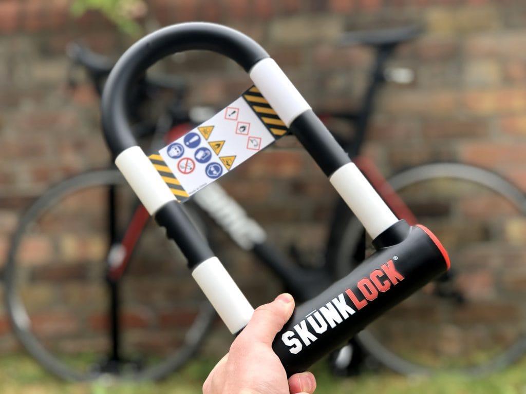 On Guard Chain Bike Lock