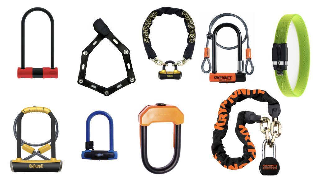Bike lock buying guide