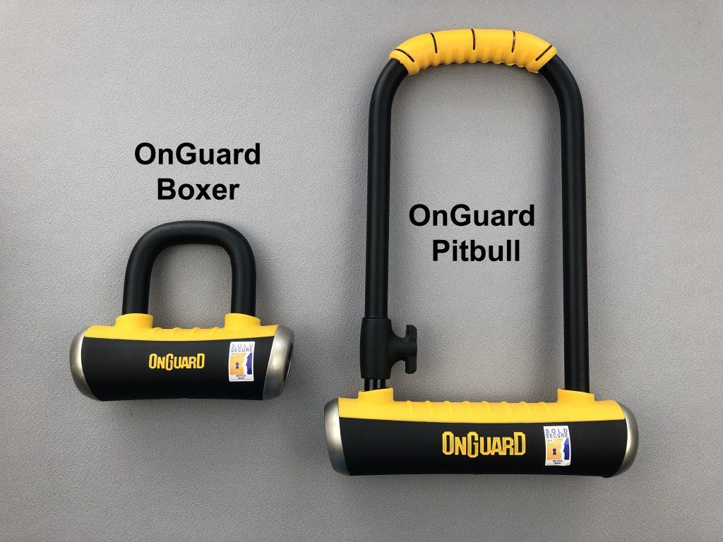 OnGuard Boxer vs Pitbull