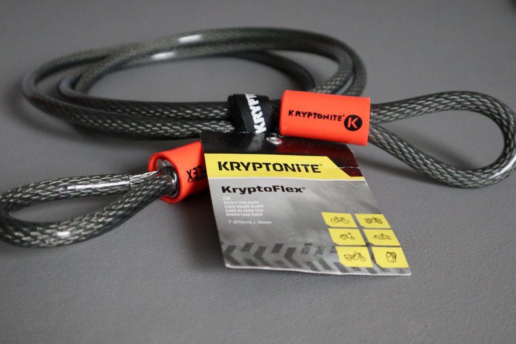 Kryptonite Kryptoflex 710 review & comparison