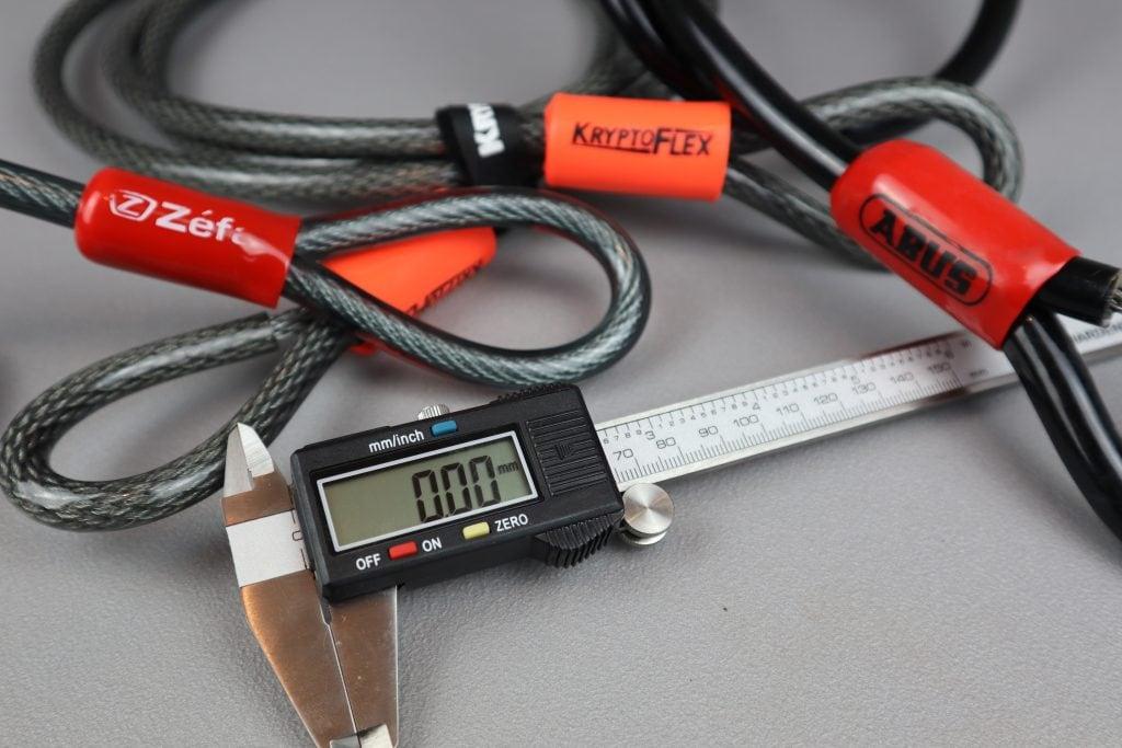 Kryptonite Kryptoflex Cable 710 Review
