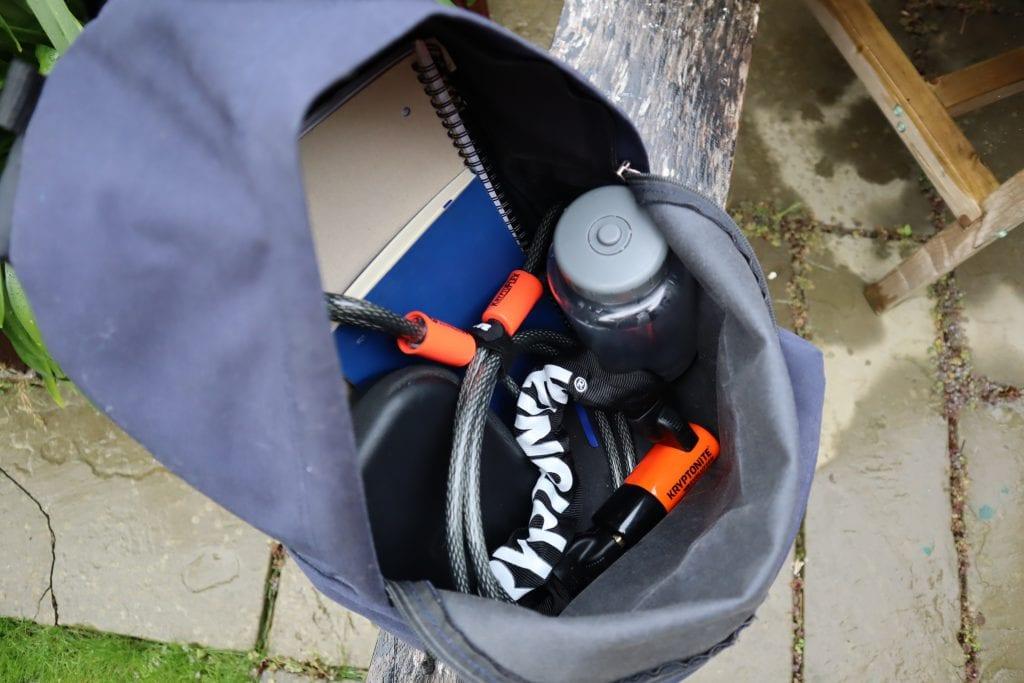 Series 4 1055 Mini in Backpack