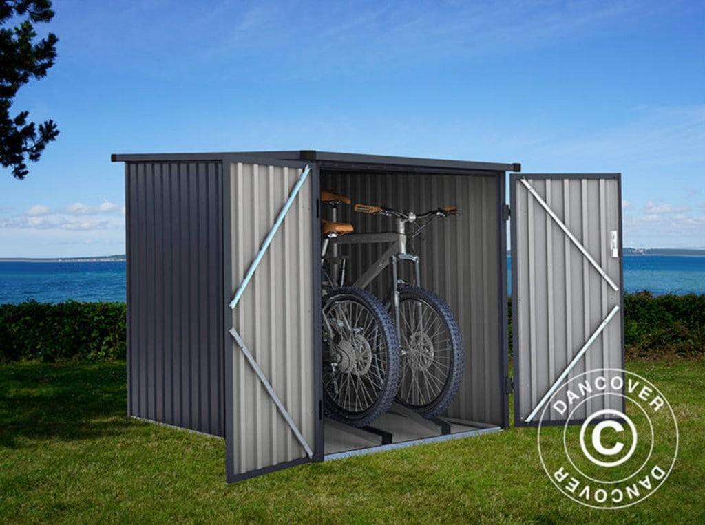 Best budget metal bike shed - Dancover Proshed Bike Storage