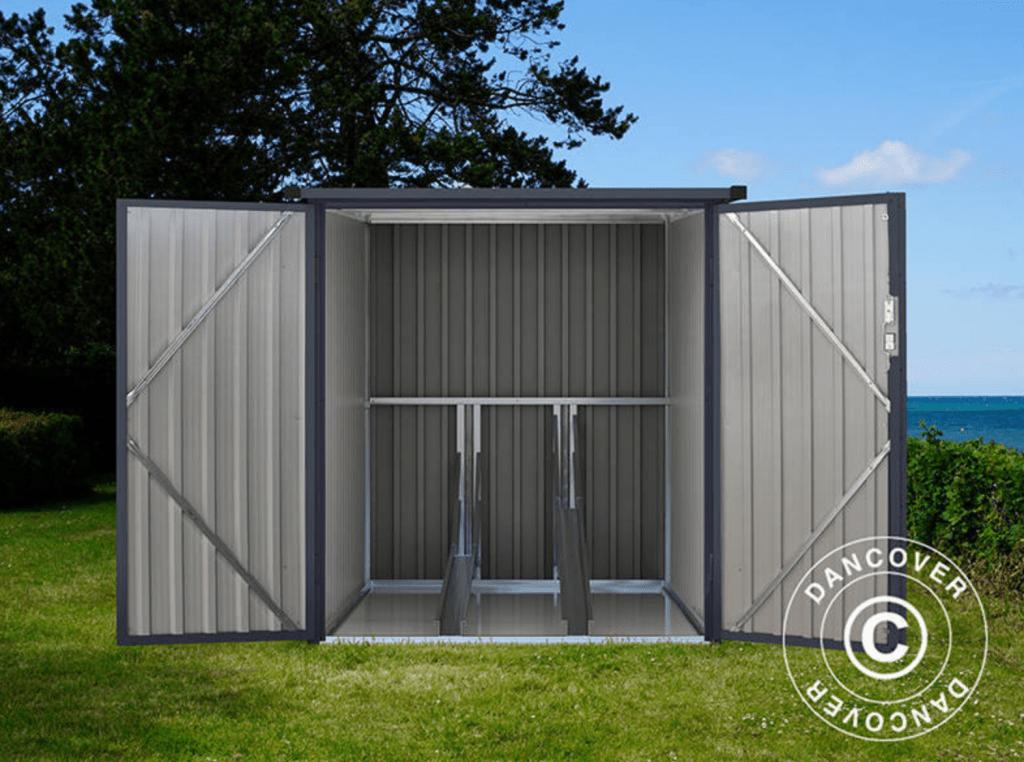 The best bike shed for multiple bike storage, Dancover Proshed