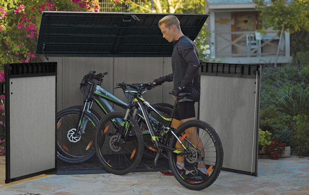 Keter Grande Store Bike Shed - Best Plastic Bike Shed