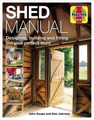 Custom bike shed manual
