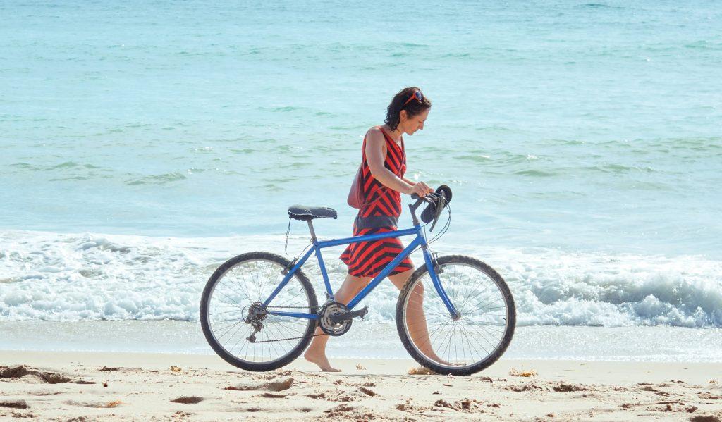 Hybrid mountain bike