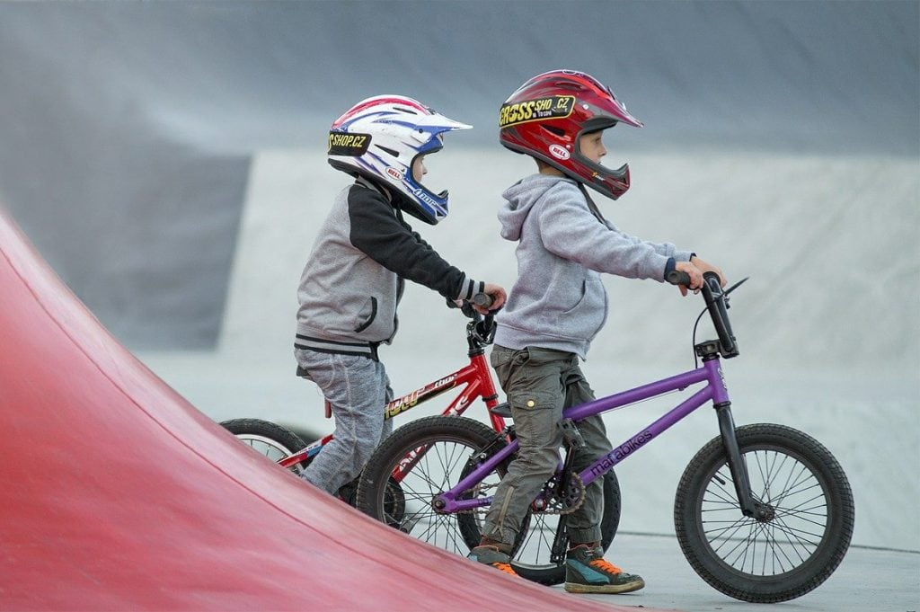 Is a BMX Bike Suitable for children?