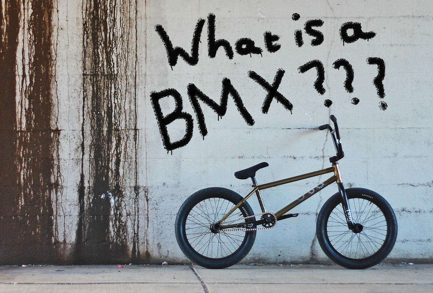 What is a BMX bike?