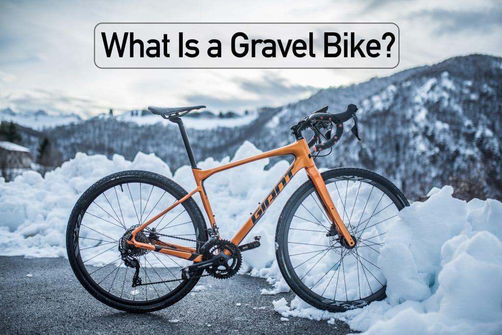 What is a gravel bike? Gravel bikes explained