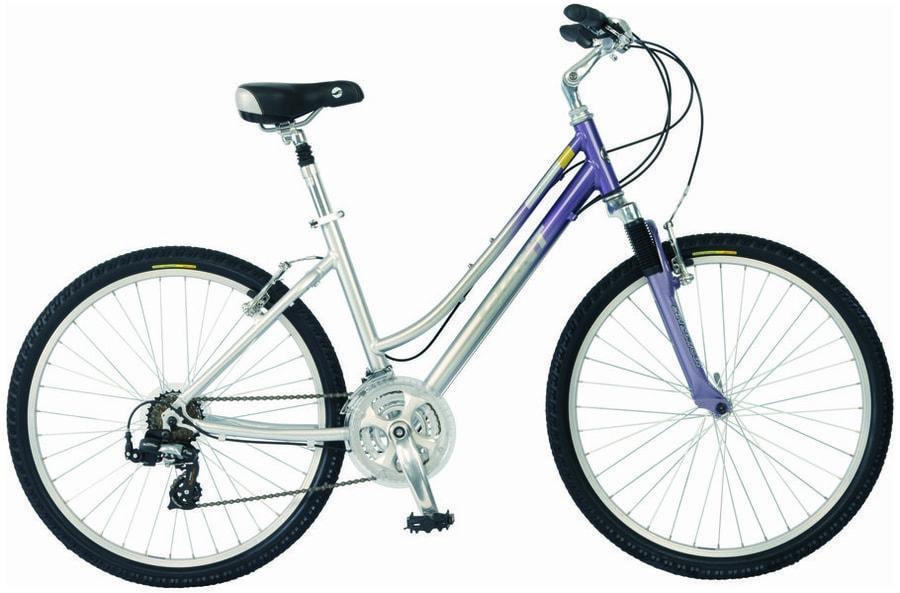 giant sedona womens comfort bike 2009