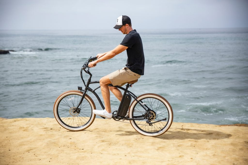 Cruiser e-bike
