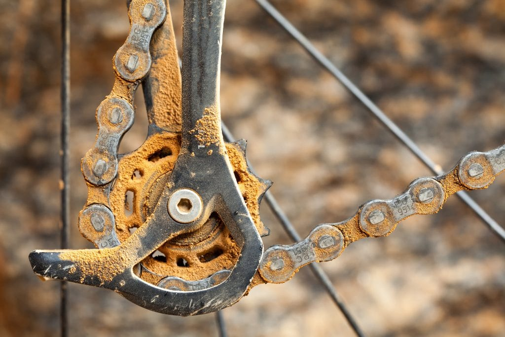 how to maintain a cyclocross bike