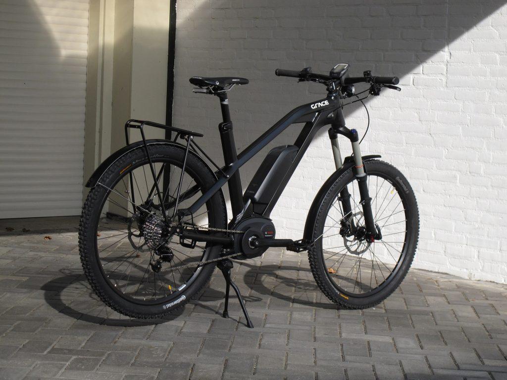 electric comfort bike for commuting