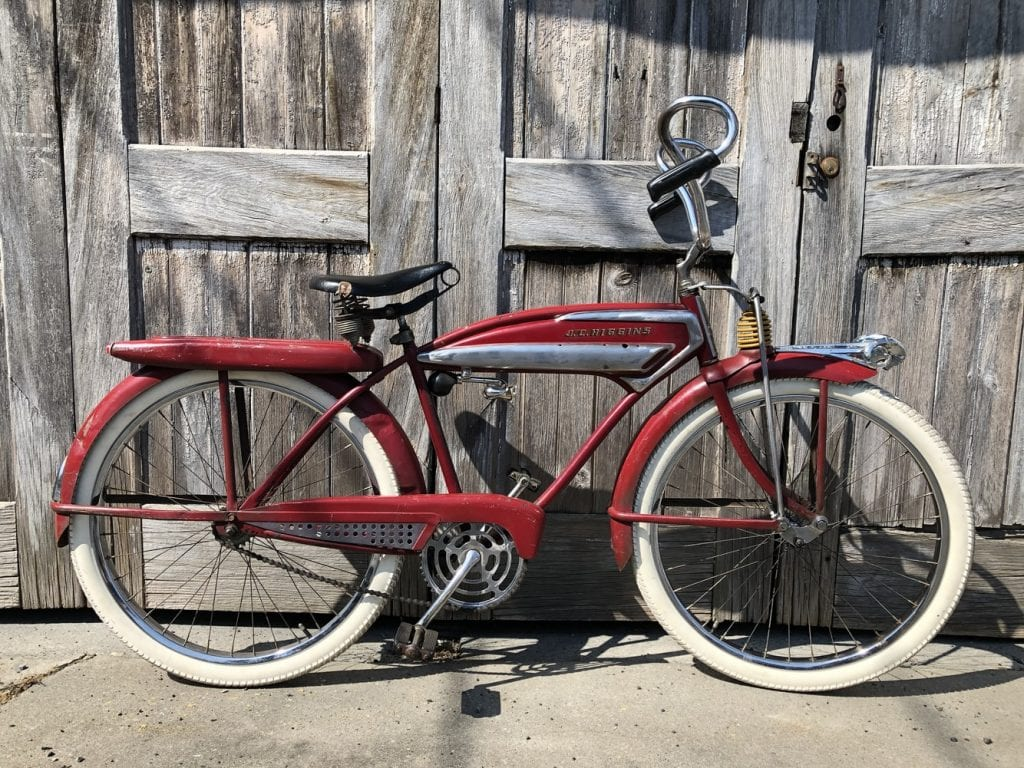 the history of cruiser bicycles