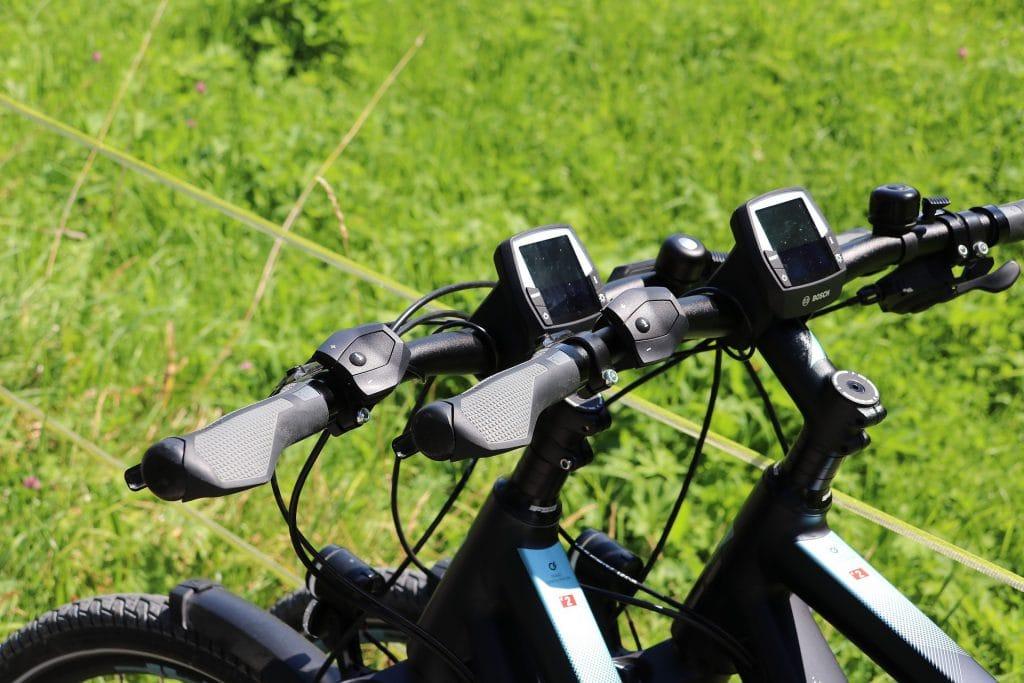 how do e bikes work?