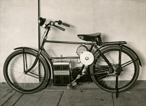 the history of electric bicycles