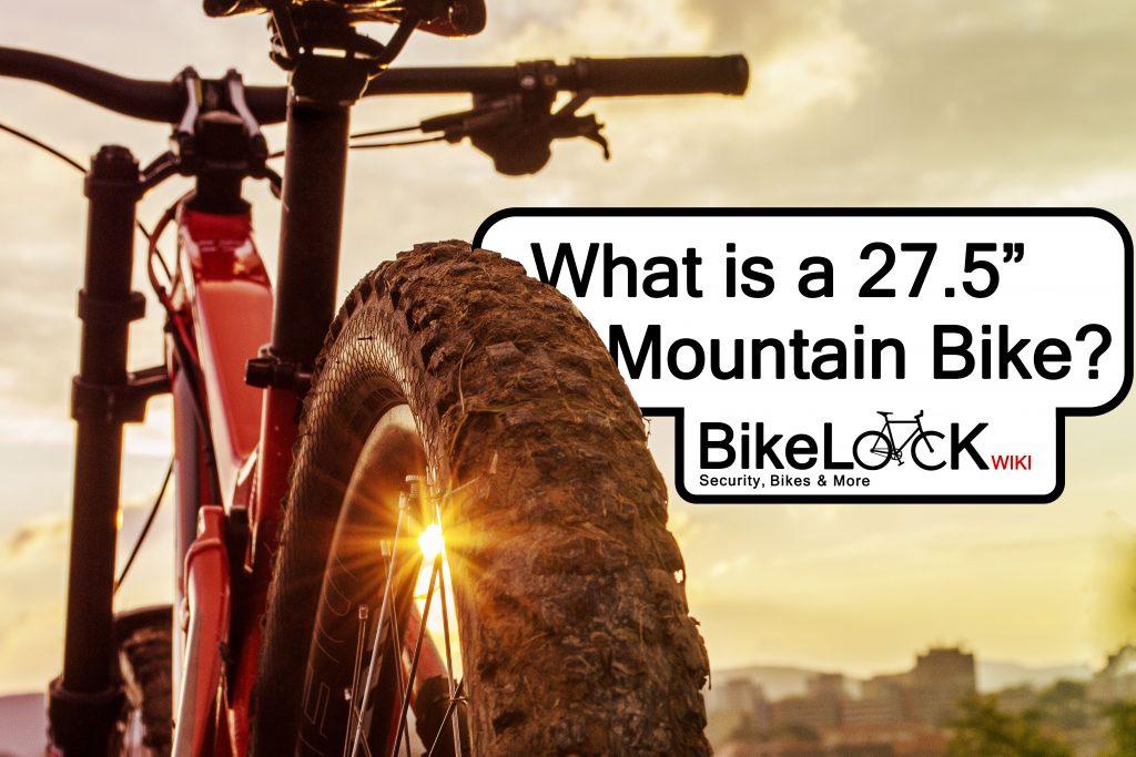 an image of a 27.5 inch mountain bike