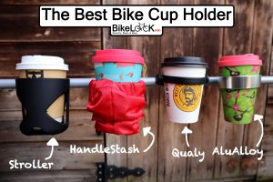 the four best bike cup holders for bicycle handlebars