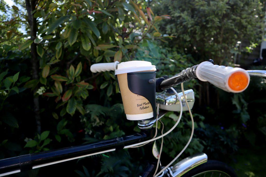 Delta Bike Beverage Holder