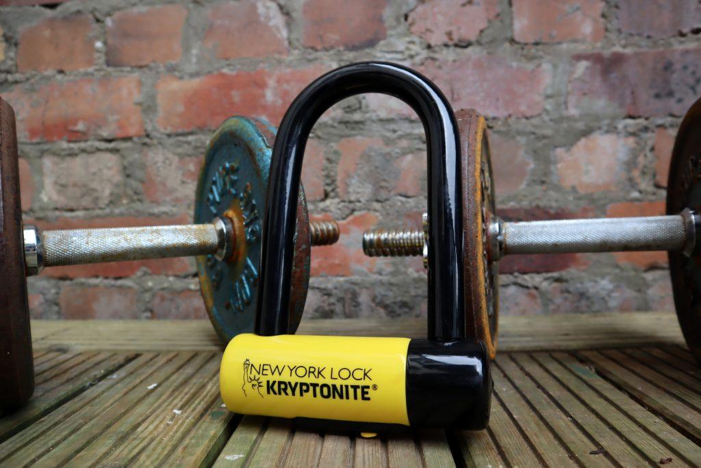 Kryptonite Fahgettaboudit Uncroppable Bike Lock