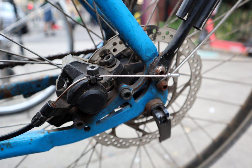 bike mechanical disc brakes explained