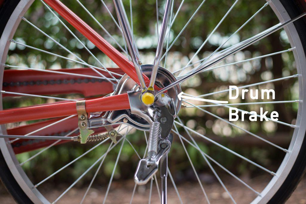 bicycle drum brakes explained