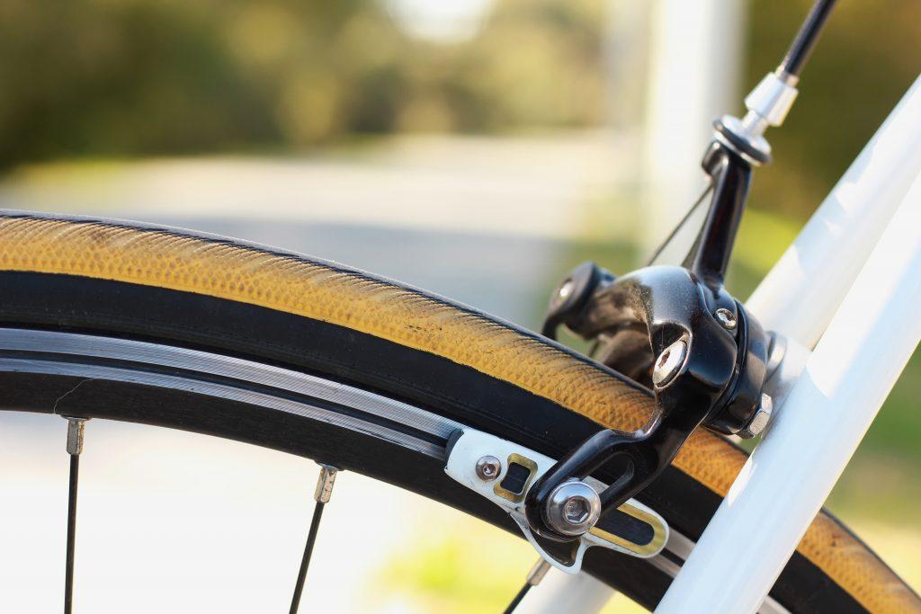 Bicycle rim brake